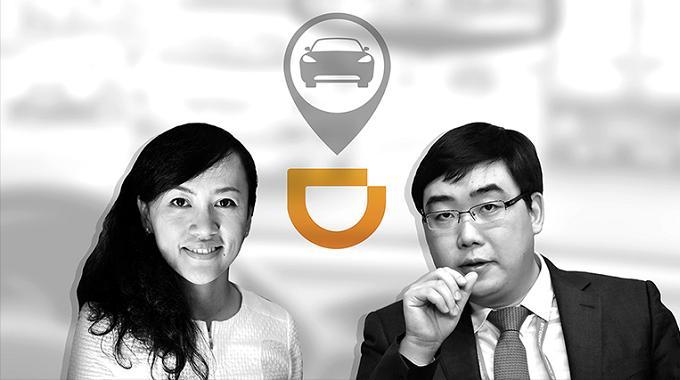 Foxconn invierte en Didi Chuxing, rival chino de Uber
