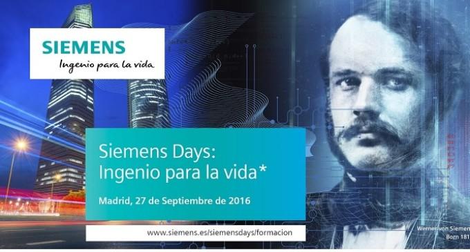 """Siemens Days: """"La digitalización no tiene vuelta atrás. Con ella somos más eficientes"""""""