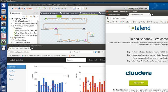 Talend ofrece acceso fácil y gratuito a Big Data con su nuevo Sandbox