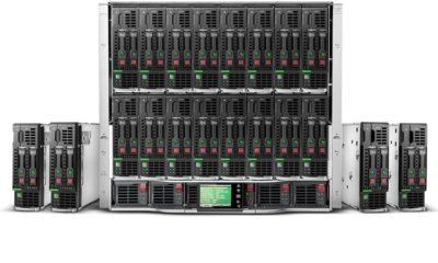 HPE consolida su liderazgo en el mercado de servidores
