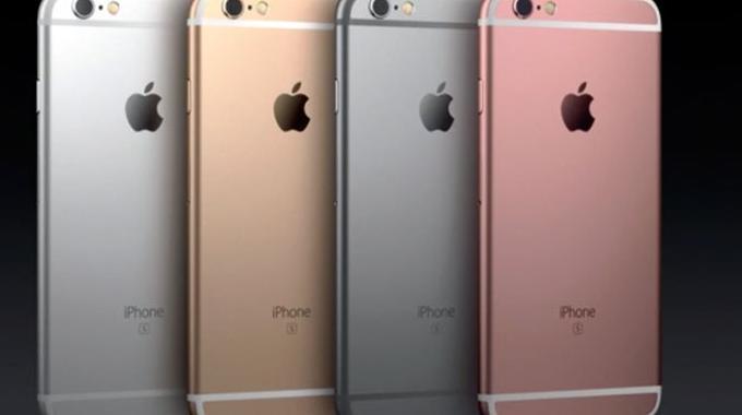 iPhone 6s es el smartphone más vendido del mundo