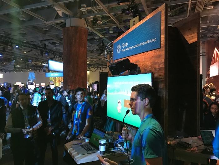 Quip renueva sus funcionalidades al integrarse con la plataforma Salesforce