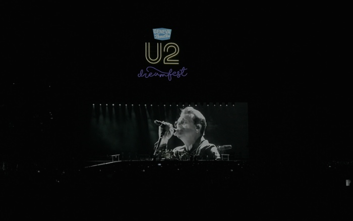 Concierto U2 Dreamforce 2016