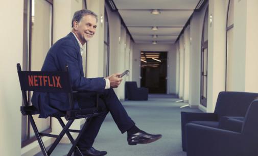 Netflix revela un trimestre exitoso