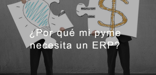 ¿Por qué mi negocio necesita un ERP?