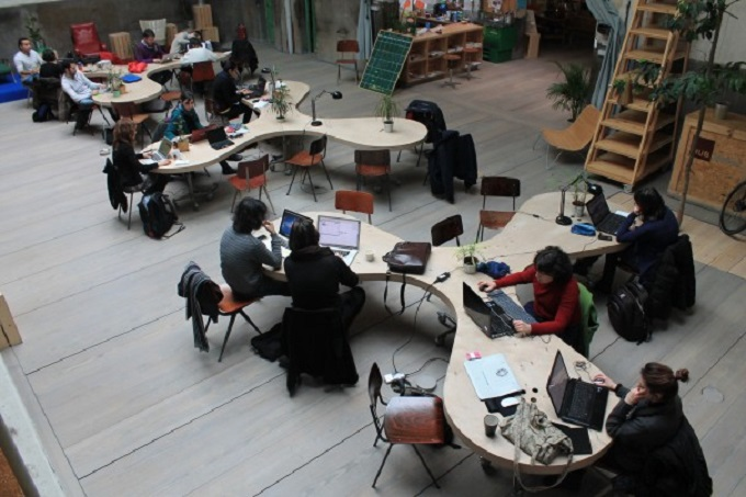 espacio de trabajo colaborativo