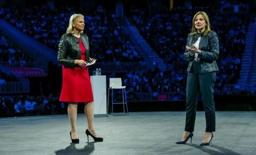 Ginni Rometty, CEO de IBM, predice que 1.000 millones de personas usarán Watson en 2018