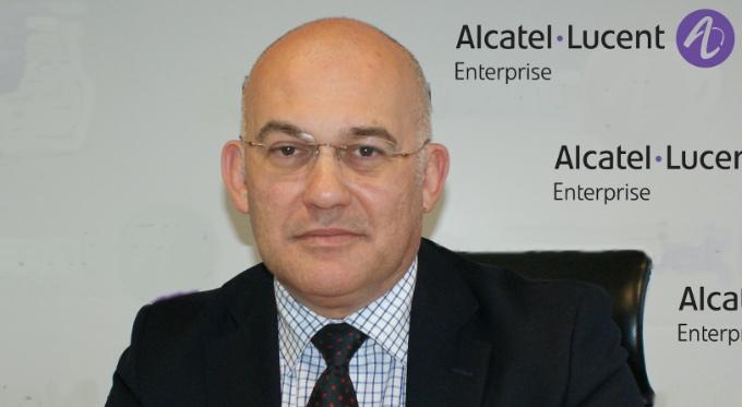 """Jean Clovis Pichon, de ALE: """"Nuestros servicios basados en la nube simplifican el TI de los clientes"""""""