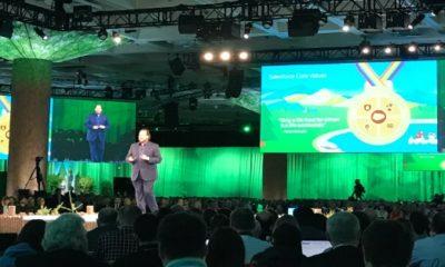 Marc Benioff keynote Dreamforce 2016