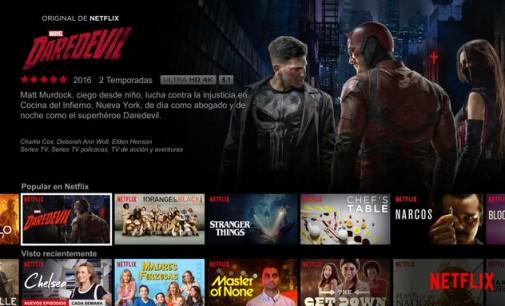 Netflix dispara sus usuarios en todo el mundo y sus acciones suben con fuerza