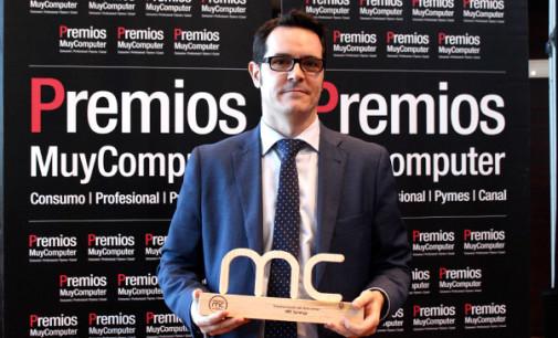 """Premio MC 2016 """"Transformación del data center"""": HPE Synergy"""