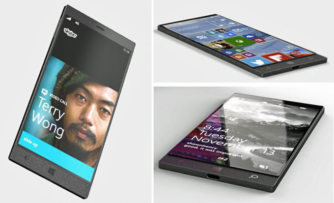 Smartphone Wintel