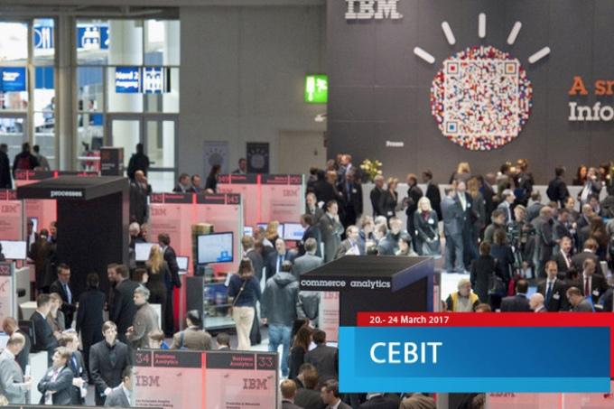 CeBIT 2017, una feria marcada por la Inteligencia Artificial