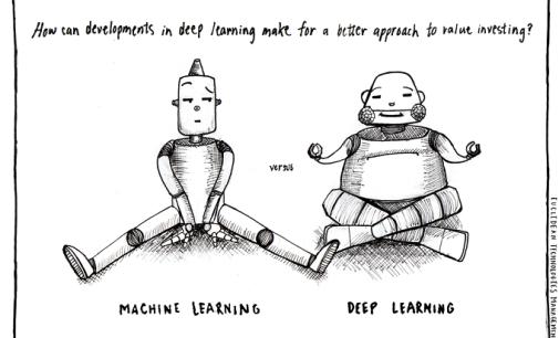 Seis aplicaciones reales del deep learning