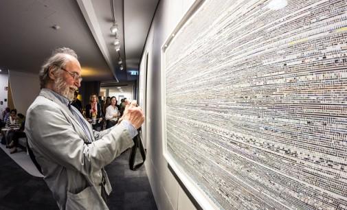 El Big Data se convierte en arte