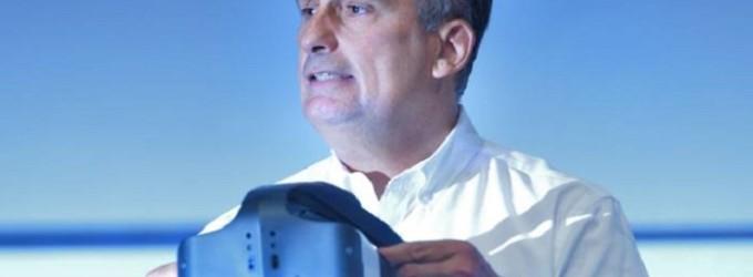 La visión de Brian Krzanich de la Realidad Virtual