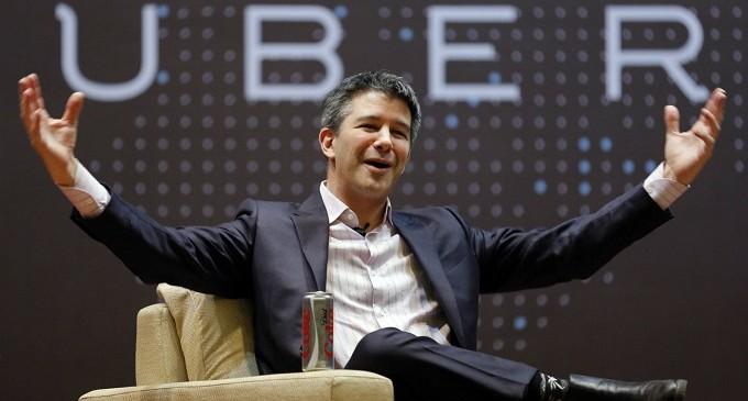 Travis Kalanick, enfrentado a los inversores de Uber