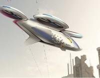 Airbus planea lanzar un coche autónomo y volador en 2018