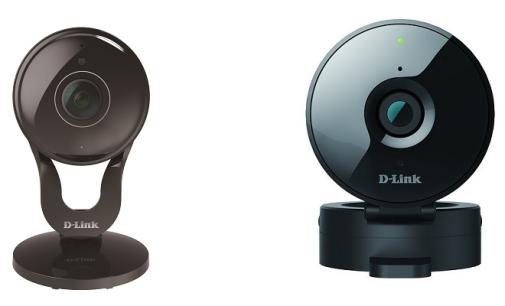 D-Link amplía su gama de cámaras WiFi de vigilancia con visión panorámica