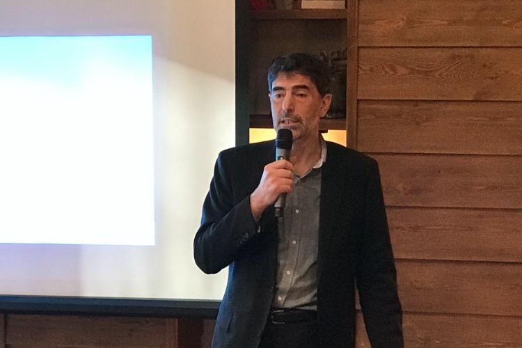 Carlos Clerencia, de Intel habla sobre las novedades presentadas en CES 2017