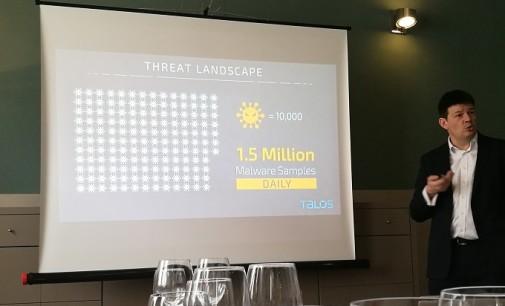 """Eutimio Fernández, de Cisco: """"España es uno de los países más ciberatacados del mundo"""""""