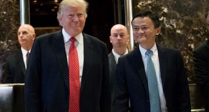 Jack Ma quiere crear un millón de empleos en Estados Unidos