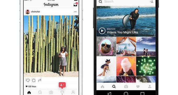 Cómo se ha reinventado Instagram para competir con Snapchat