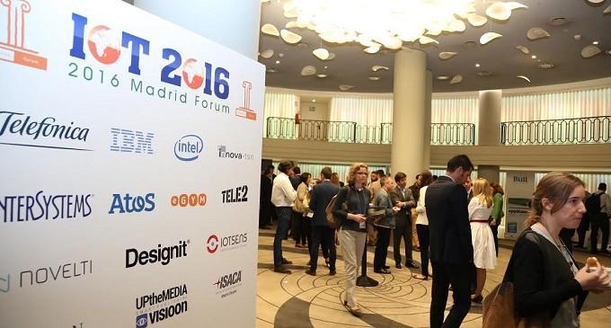 España acogerá la segunda edición de IoT Madrid Forum el 26 de abril