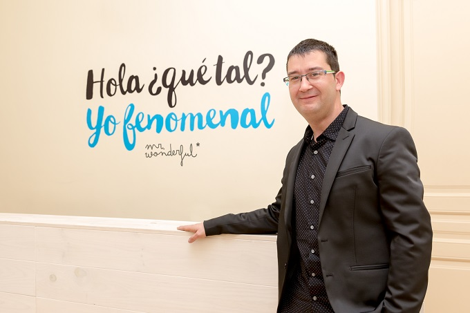 José Rodríguez, CIO de Mr. Wonderful
