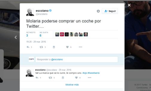 Nissan cierra la venta de un coche por Twitter