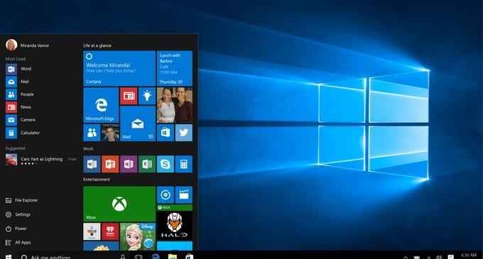Windows 10 tendrá controles de seguridad más inteligentes y fáciles de configurar