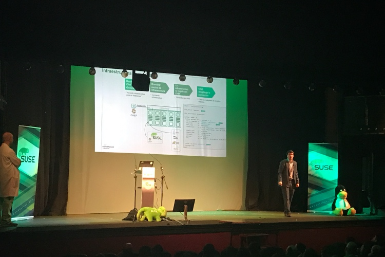 HPE Synergy muestra su potencial en SUSE Expert Days