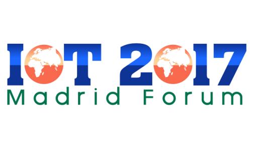 ¡Descuento de 50 euros para asistir al IoT Madrid Forum 2017!