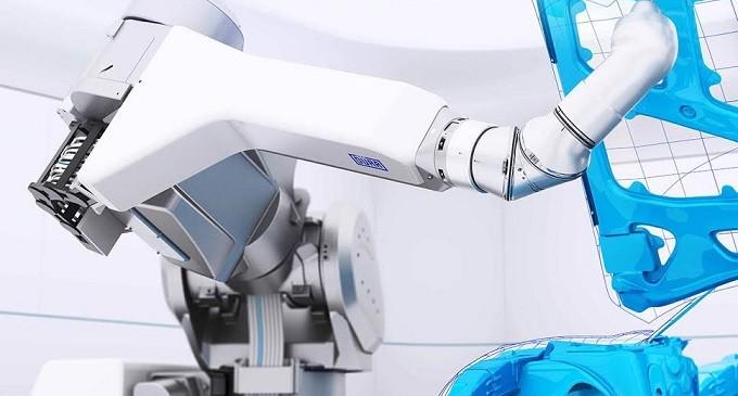 Robots de siete ejes de alta movilidad compatibles con la Industria 4.0