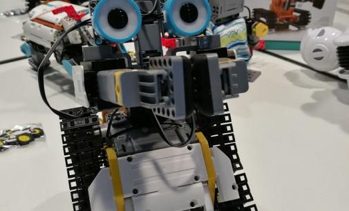 Las mejores fotos del Global Robot Expo 2017