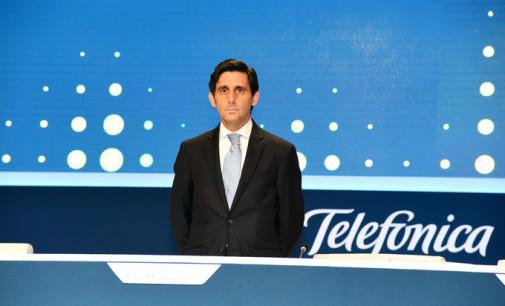 Telefónica aumenta sus ingresos en 2016 y consigue reducir su deuda