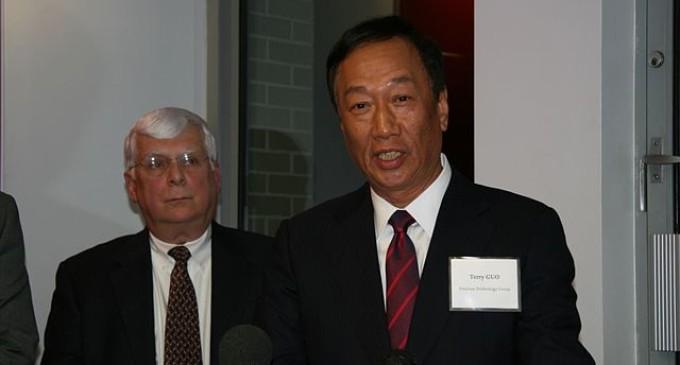 Los secretos del éxito de Terry Gou, presidente de Foxconn