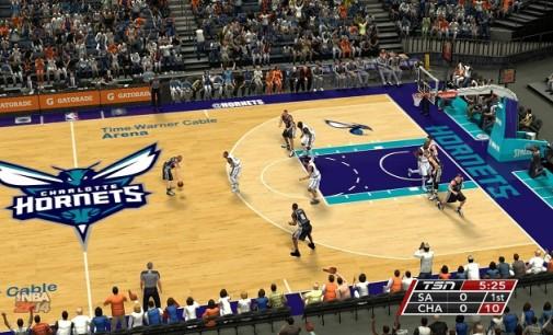 Los Charlotte Hornets de la NBA se digitalizan con los aficionados