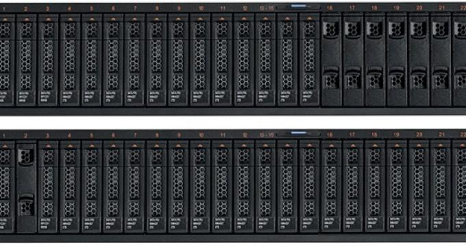 Lenovo DX8200D simplifica la adopción del almacenamiento basado en software