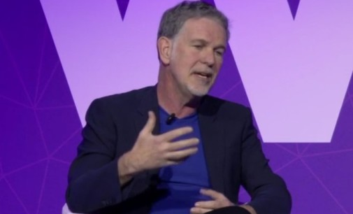 Reed Hastings habla de Netflix en el MWC 2017