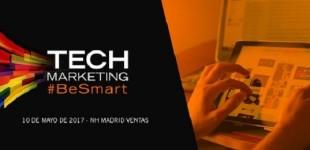 ¡Consigue un 30% de descuento en tu entrada para Tech Marketing 2017!