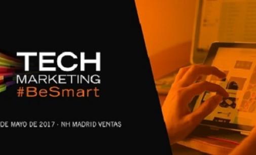 ¡Apúntate al evento del año: Tech Marketing 2017: #BeSmart!