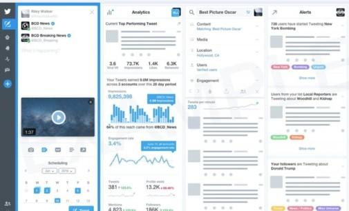 TweetDeck podría profesionalizarse y hacerse de pago