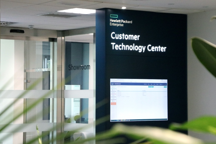 HPE inaugura su Customer Technology Center de Madrid