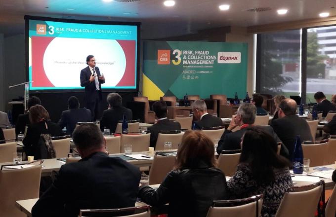 Jaime Silvela, conferencia de Equifax