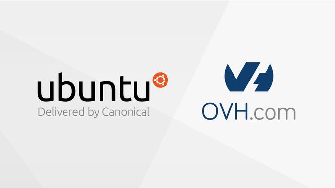 Canonical Ubuntu OVH