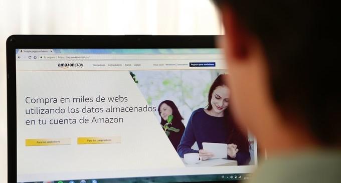 Vueling será una de las primeras en usar Amazon Pay en España