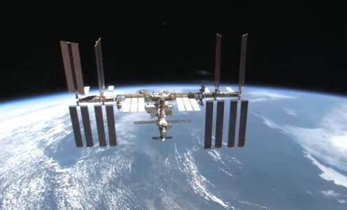 La NASA y NAB anuncia una emisión en 4K en directo desde el espacio con el respaldo de AWS