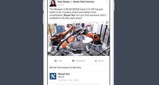 Facebook Workplace mejora con novedades en colaboración y seguridad