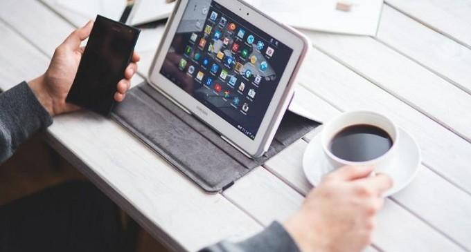El tráfico global de datos móviles se multiplicará por siete entre 2016 y 2021